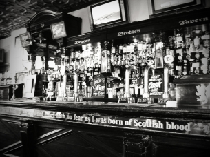 Collection: Eat. Drink. Be Merry! Deacon Brodies Tavern. Edinburgh, Scotland.