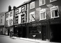 Collection: Eat. Drink. Be Merry! Phelan's. Kilkenny, Ireland.