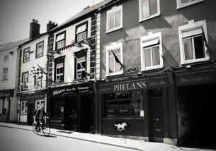 Collection: Eat. Drink. Be Merry! Phelan's. Kilkenny, Ireland.