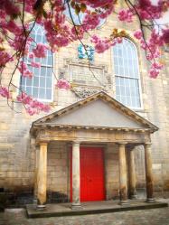 The Red Front Door, Edinburgh